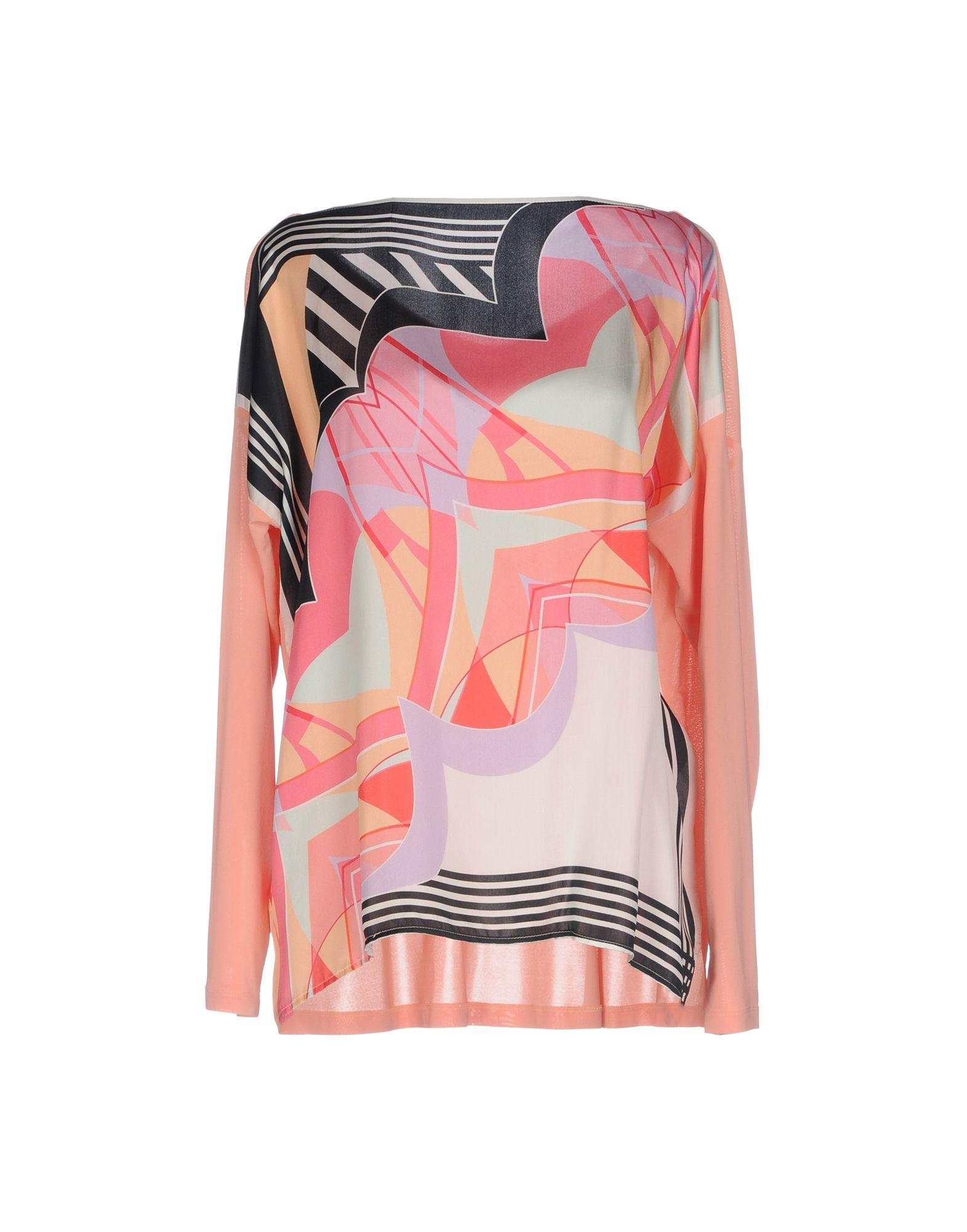 BYBLOS Damen Bluse Farbe Rosa Größe 5
