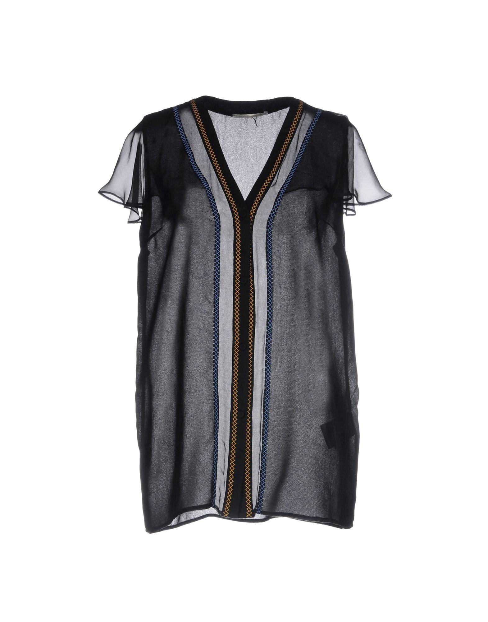 MARCO DE VINCENZO Блузка v de vinster блузка