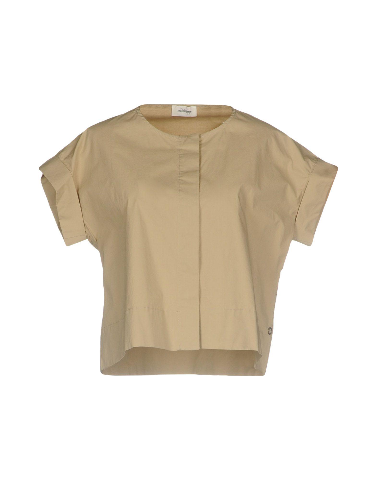 OTTOD'AME Pубашка delusion pубашка