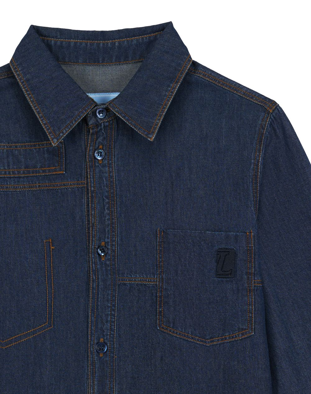 DENIM SHIRT - 12 years - Lanvin