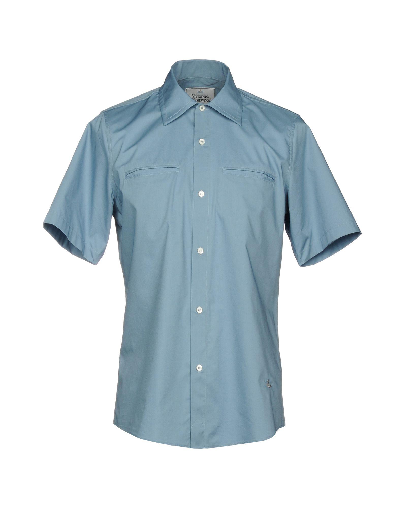 VIVIENNE WESTWOOD MAN Pубашка футболка vivienne westwood man vivienne westwood man vi873emrfb28