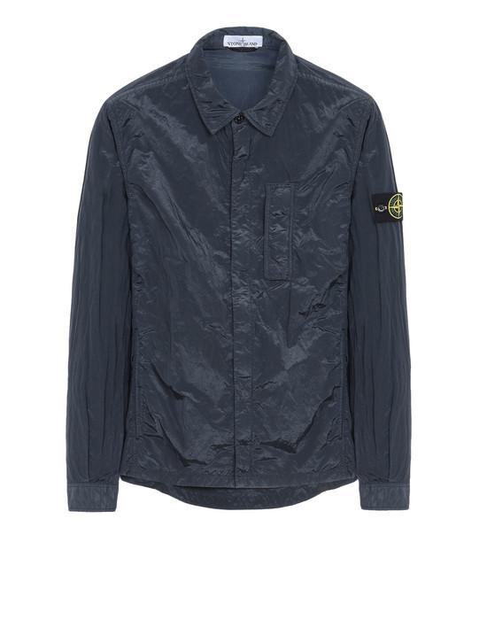 STONE ISLAND オーバーシャツ 10844 NYLON METAL