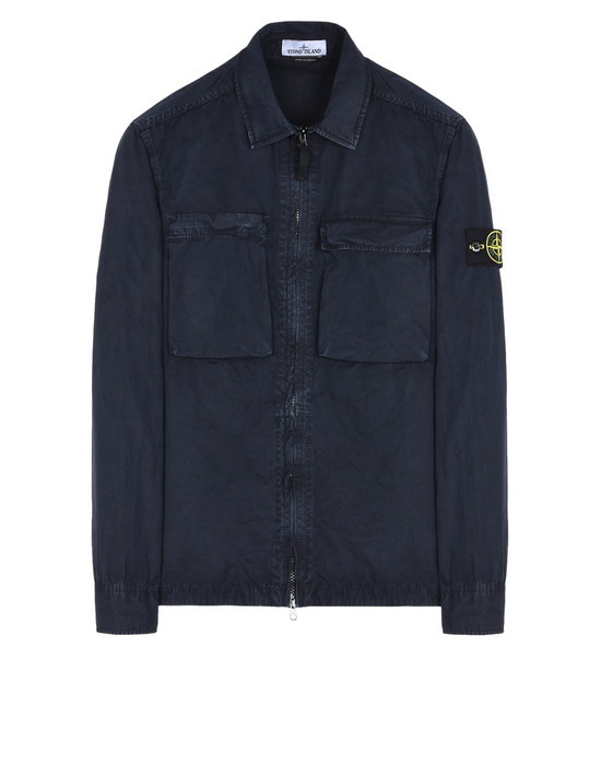 STONE ISLAND OVER SHIRT 111WN T.CO+OLD