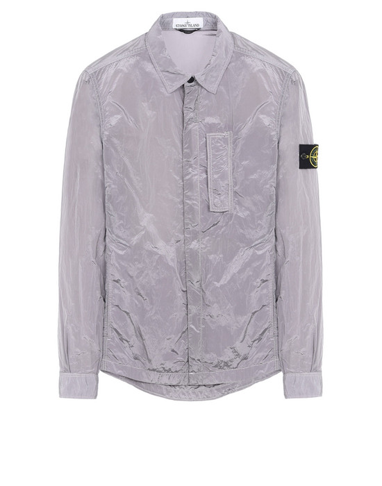 OVER SHIRT 10844 NYLON METAL  STONE ISLAND - 0