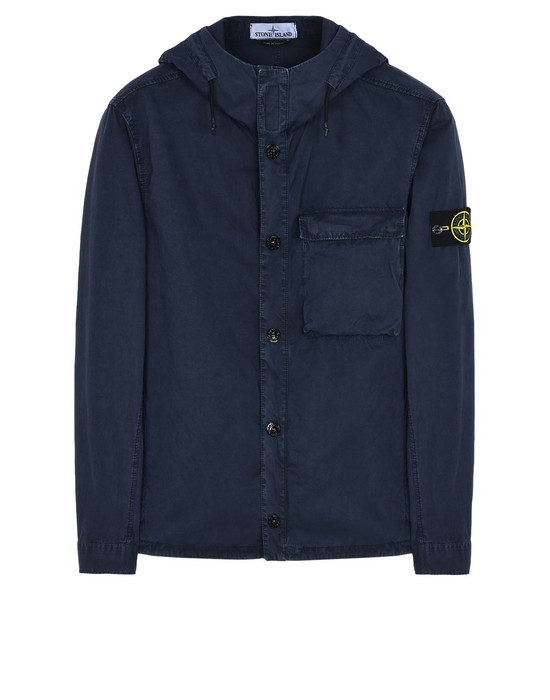 STONE ISLAND OVER SHIRT 118WN T.CO+OLD