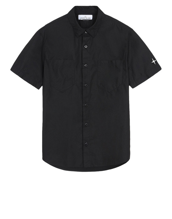 STONE ISLAND Short sleeve shirt 12610