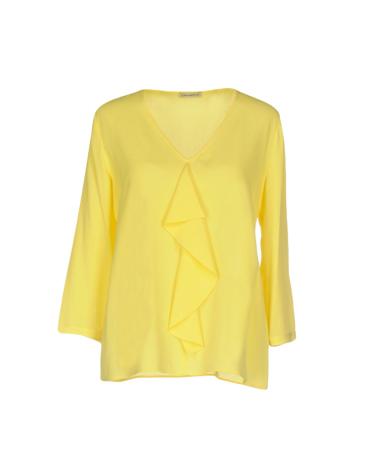 CAMICETTASNOB Блузка блузка t tahari блузка