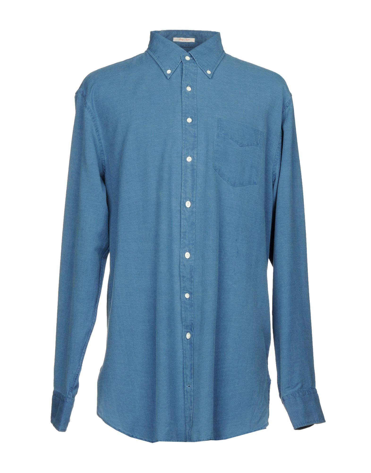 GANT RUGGER Pубашка gant rugger basketweave thunder blue