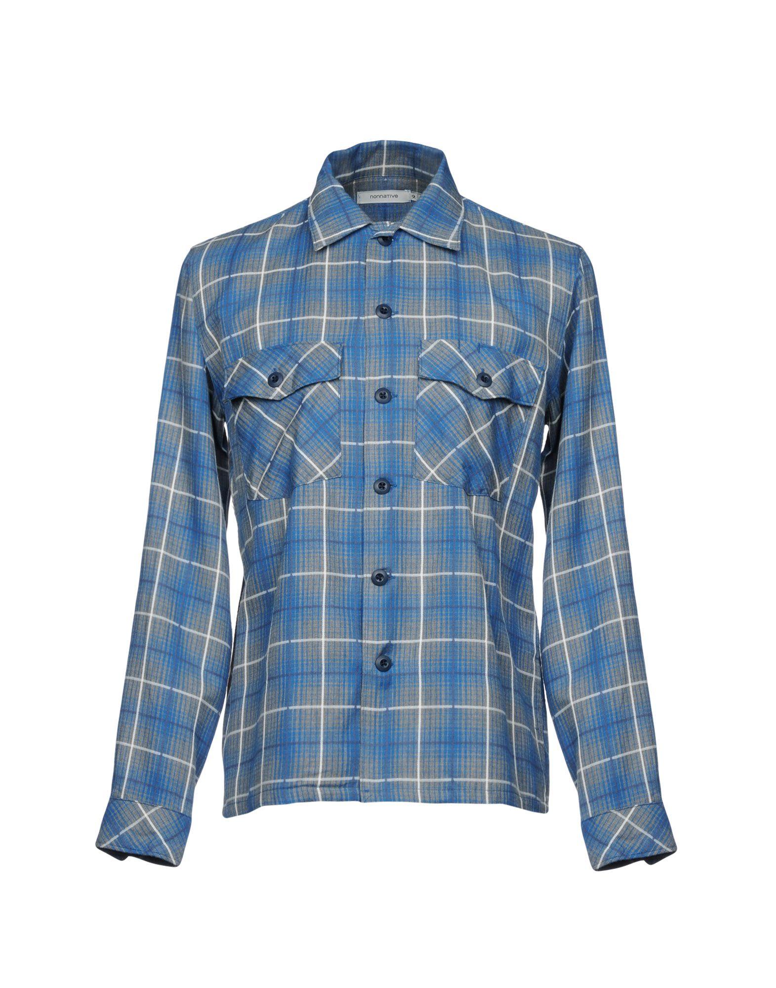 NONNATIVE   NONNATIVE Shirts 38715169   Goxip