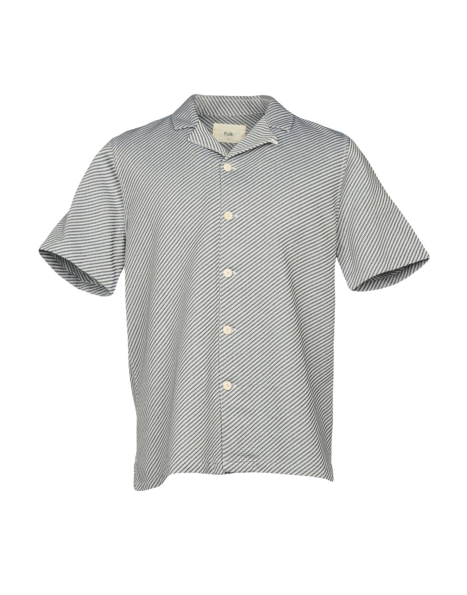 купить FOLK Pубашка дешево