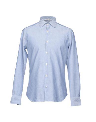 Купить Pубашка от NEW ENGLAND небесно-голубого цвета