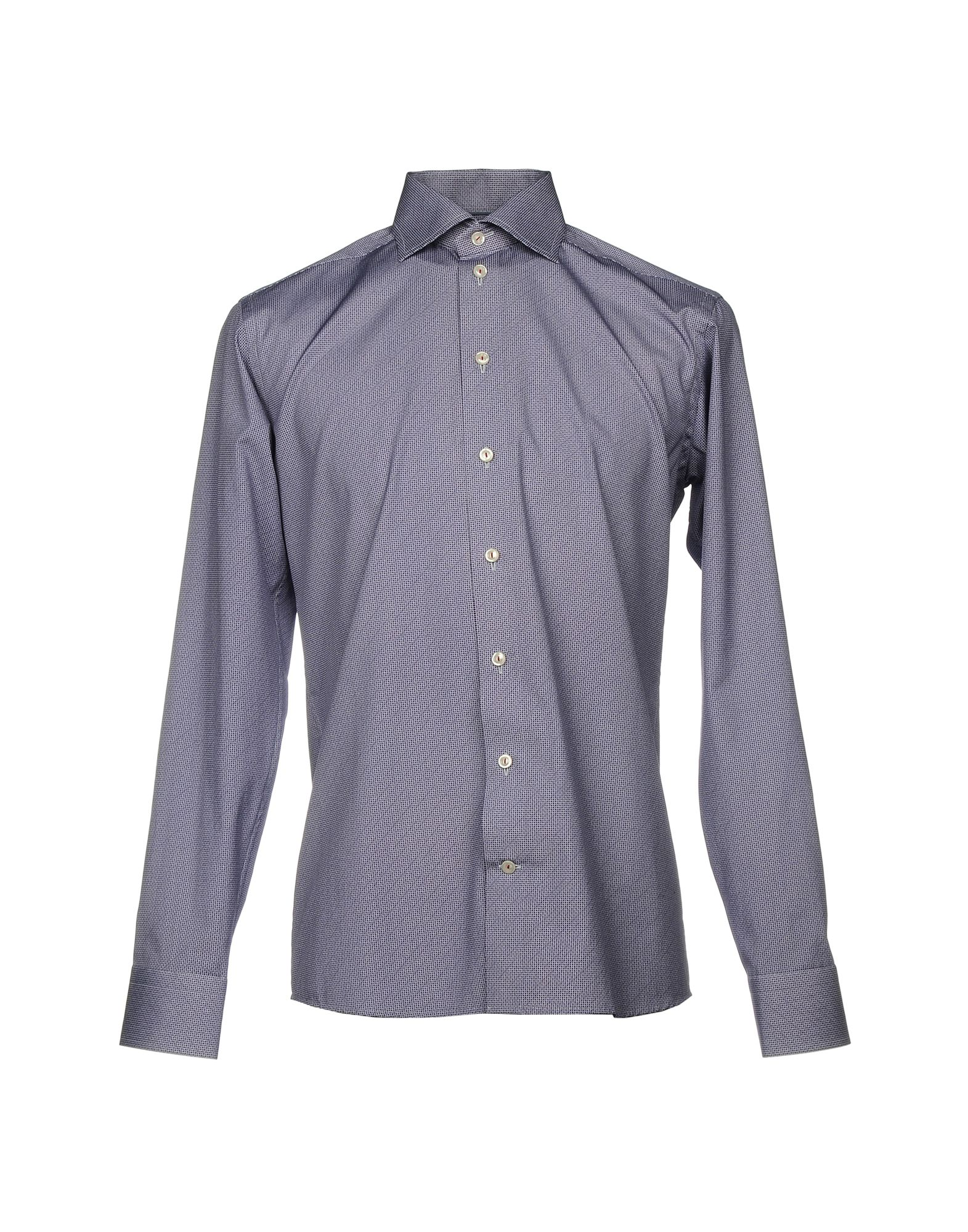 ETON Herren Hemd Farbe Dunkelblau Größe 7