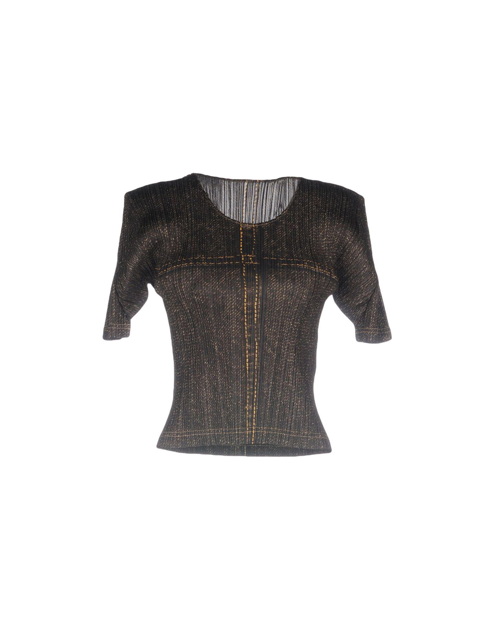 цена PLEATS PLEASE ISSEY MIYAKE Блузка онлайн в 2017 году