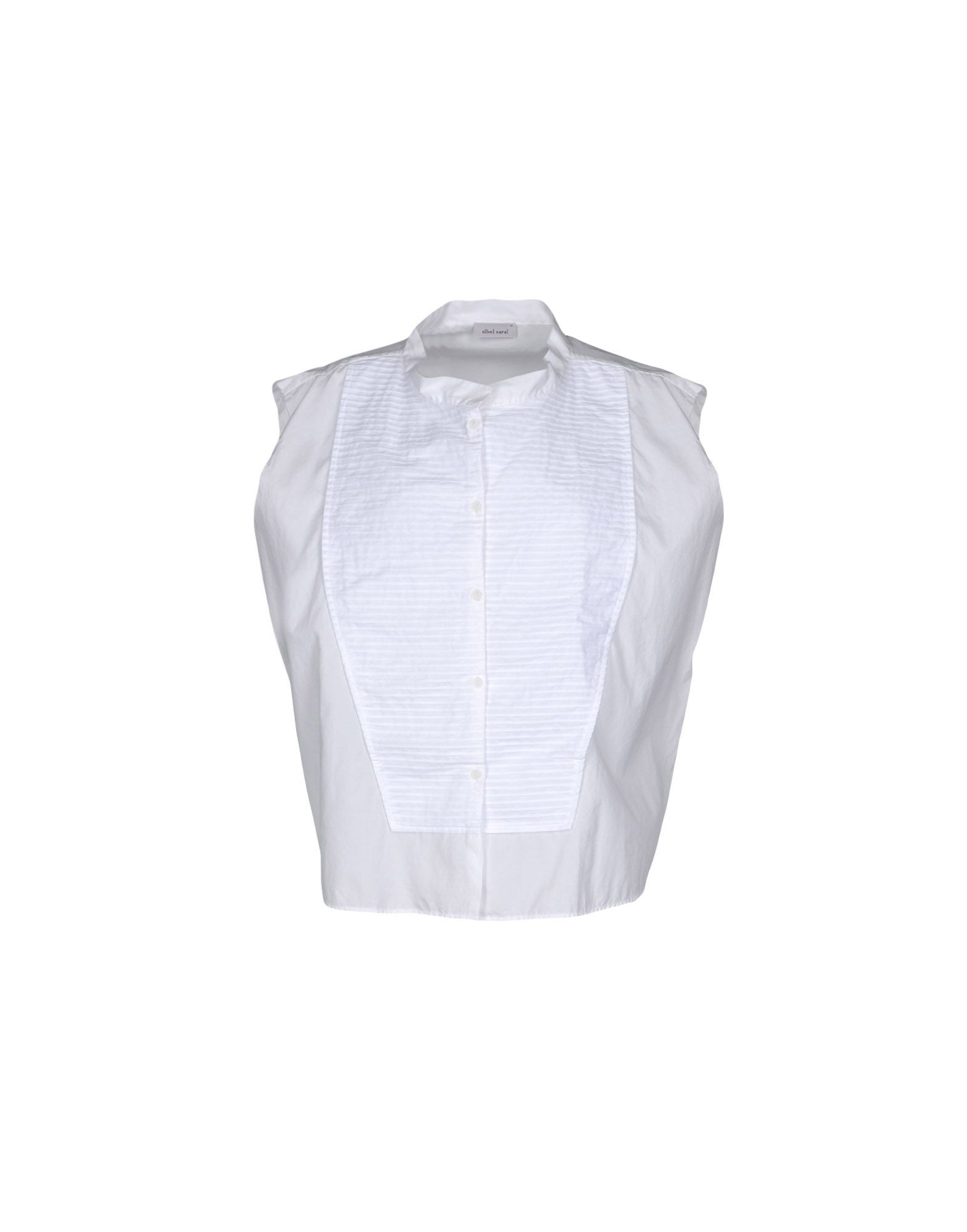 SIBEL SARAL Pубашка недорго, оригинальная цена