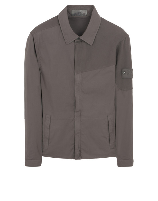 OVER SHIRT 116F3 GHOST PIECE STONE ISLAND - 0