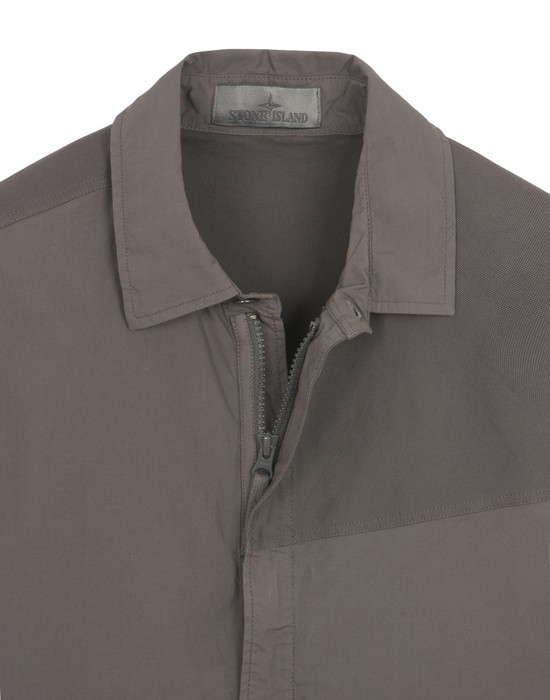 38719057pm - 衬衫外套 STONE ISLAND