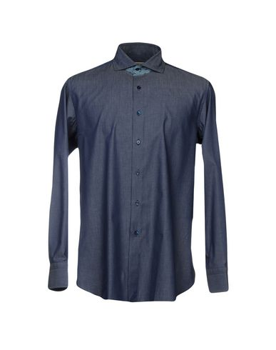Джинсовая рубашка от J.W. SAX  Milano