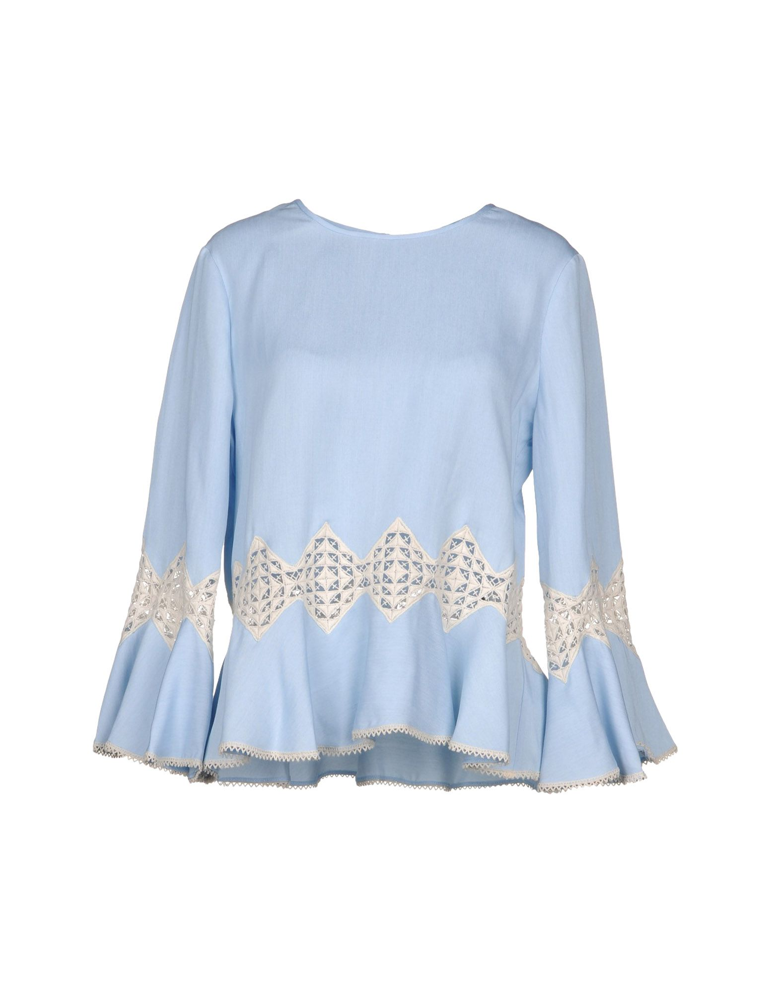 JONATHAN SIMKHAI Блузка jonathan simkhai пиджак