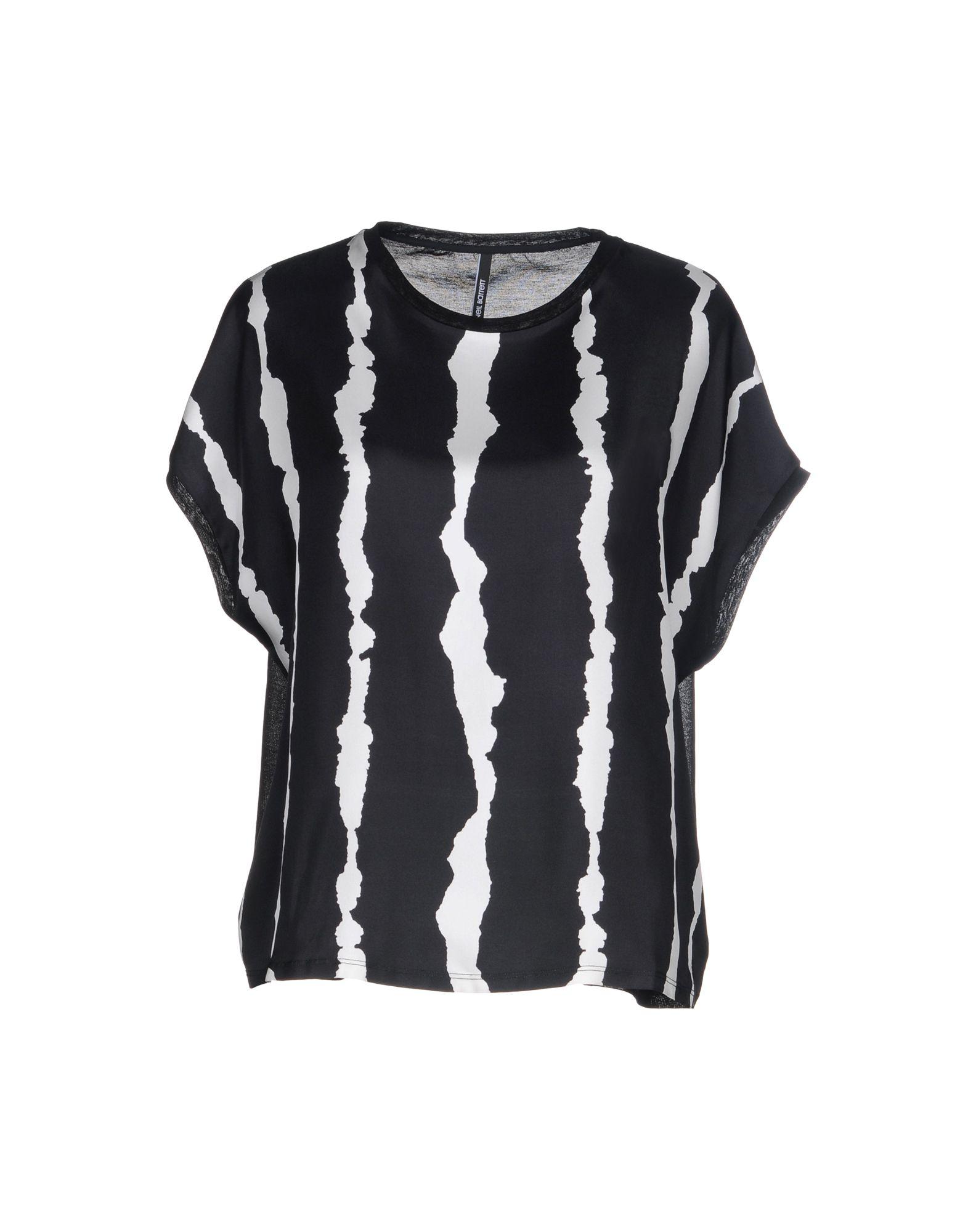 NEIL BARRETT Блузка футболка мужская neil barrett fa01 2015