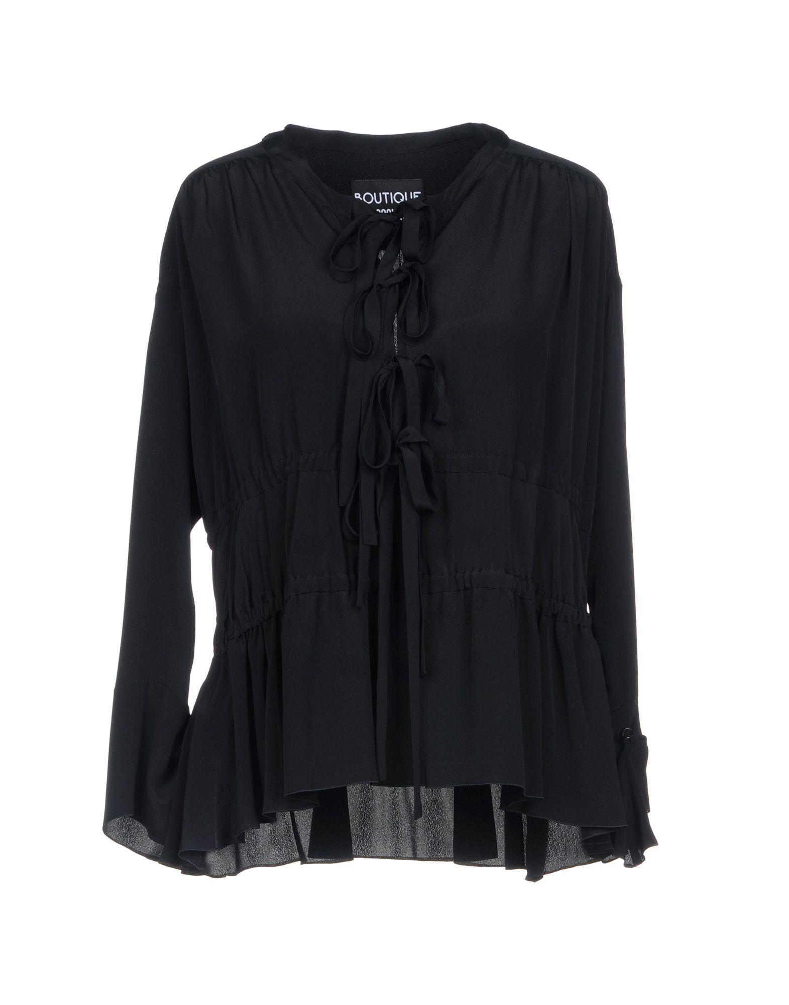 BOUTIQUE MOSCHINO Блузка джемпер boutique moschino boutique moschino bo036ewdreb5