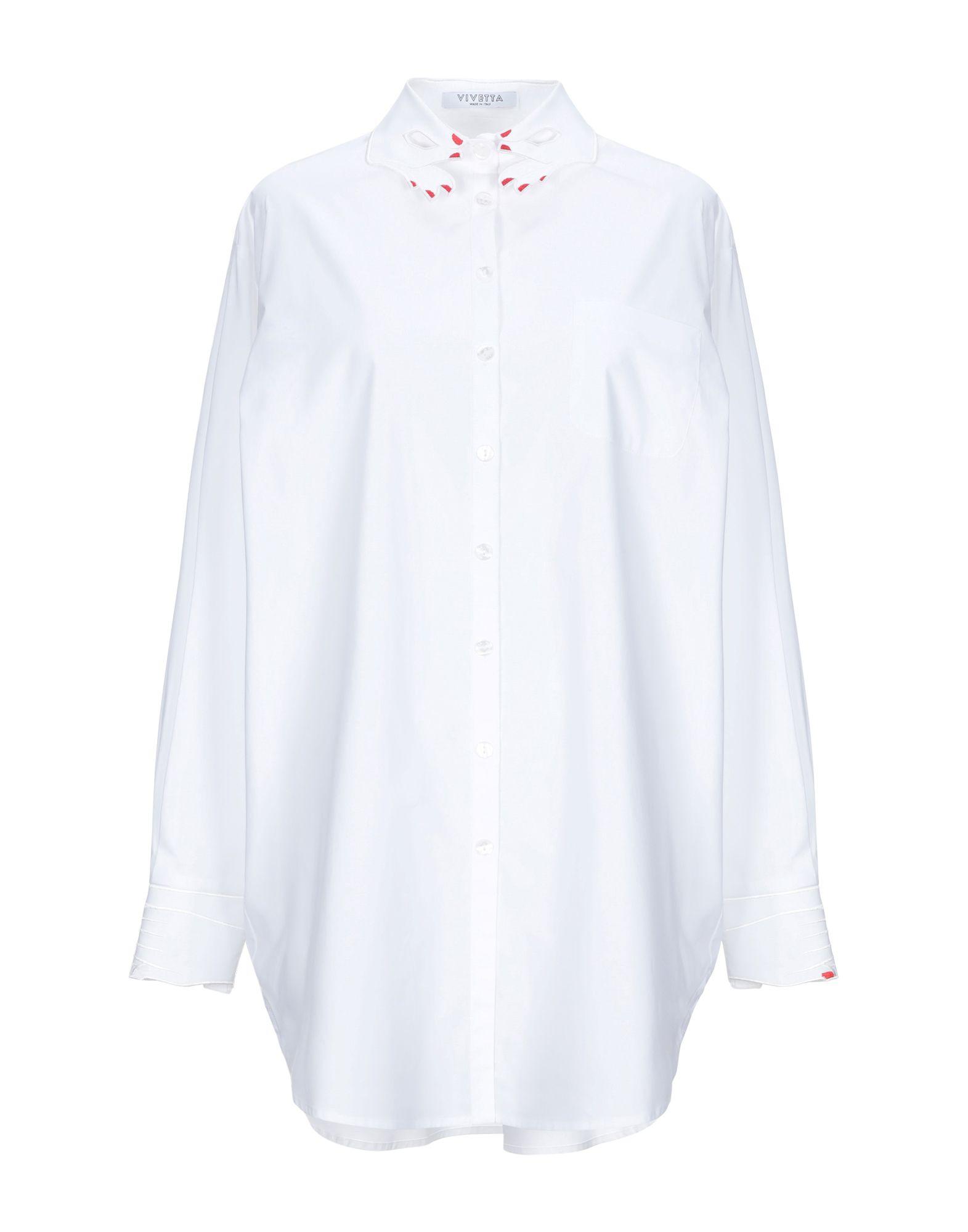 VIVETTA Pубашка vivetta блузка