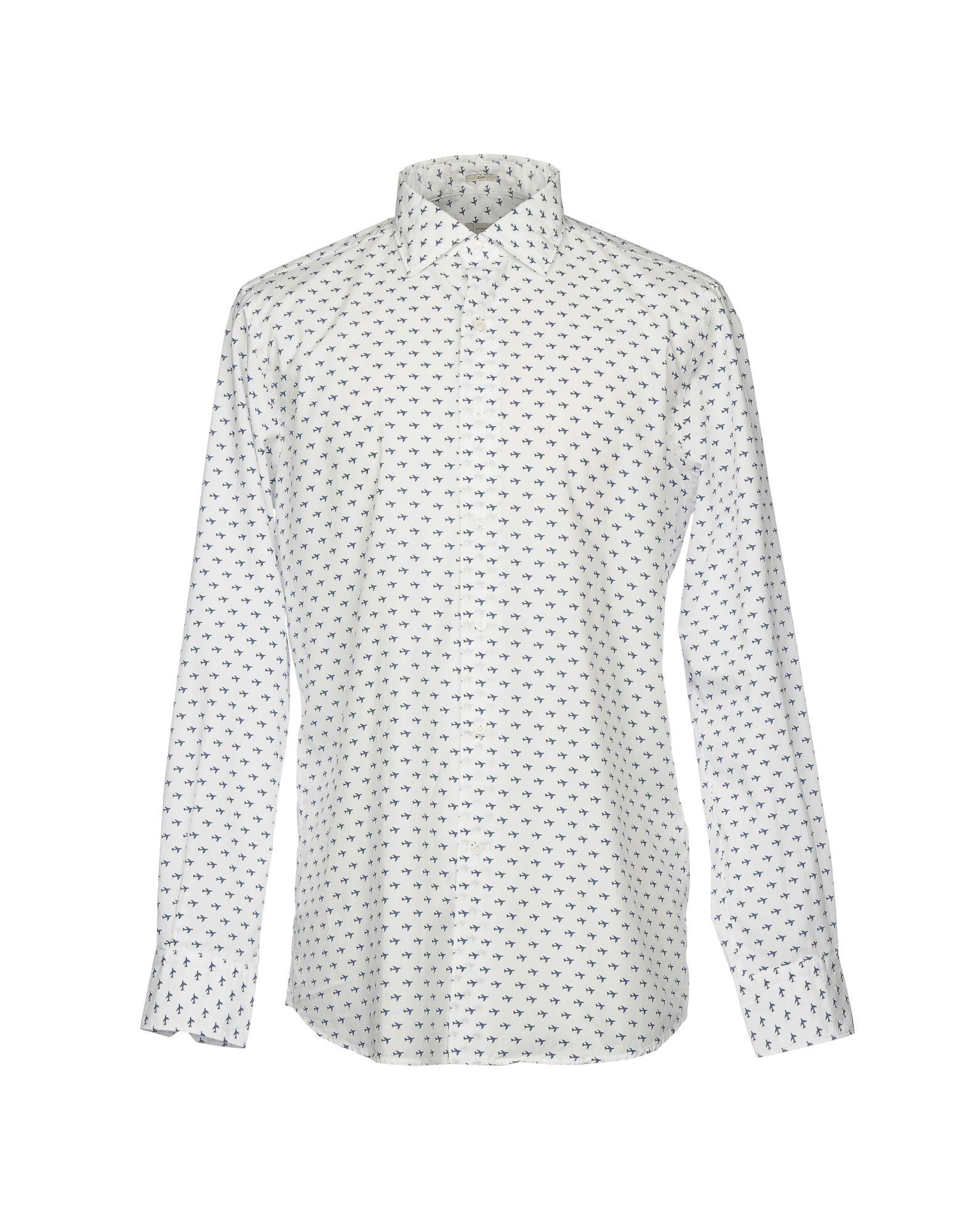 HIMON'S Pубашка delusion pубашка