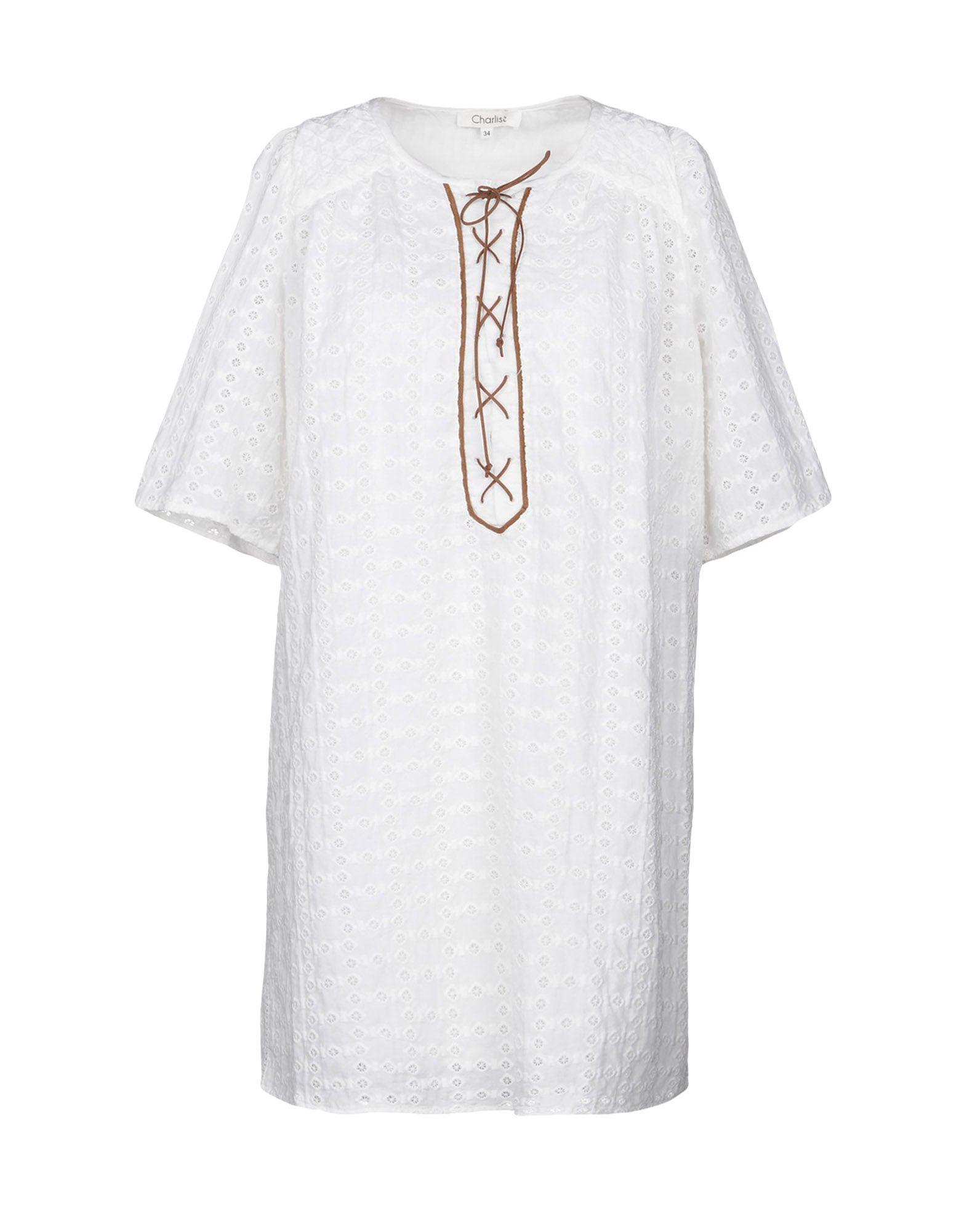 CHARLISE Короткое платье цена 2017