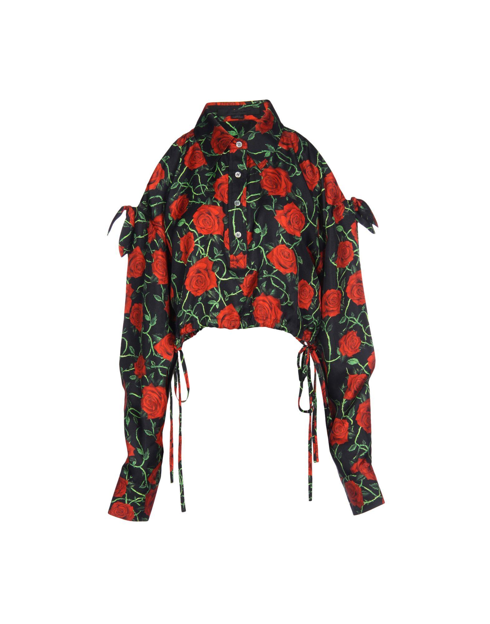 ALEXANDER WANG Pубашка t by alexander wang свитер