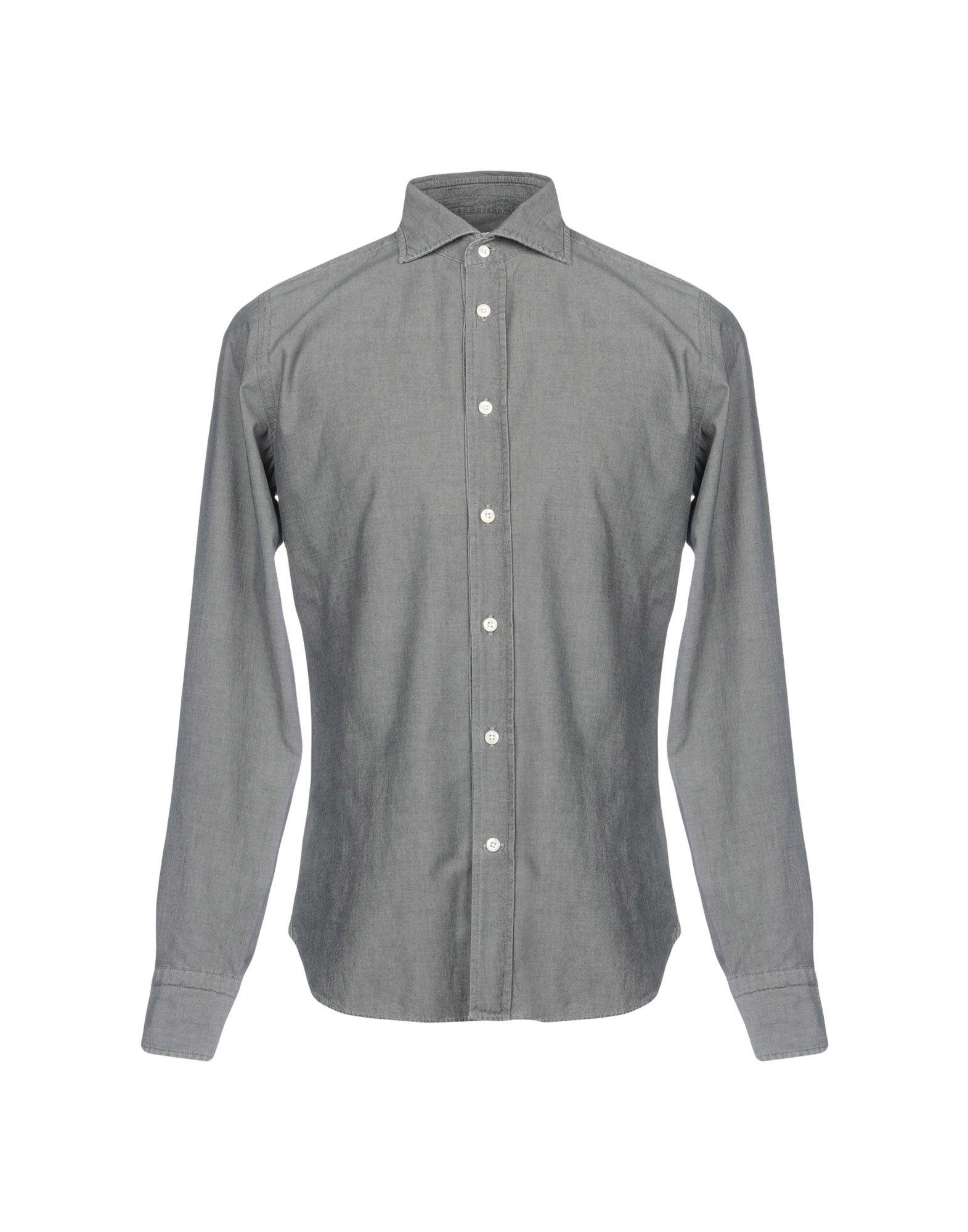 BOLZONELLA 1934 Shirts in Grey
