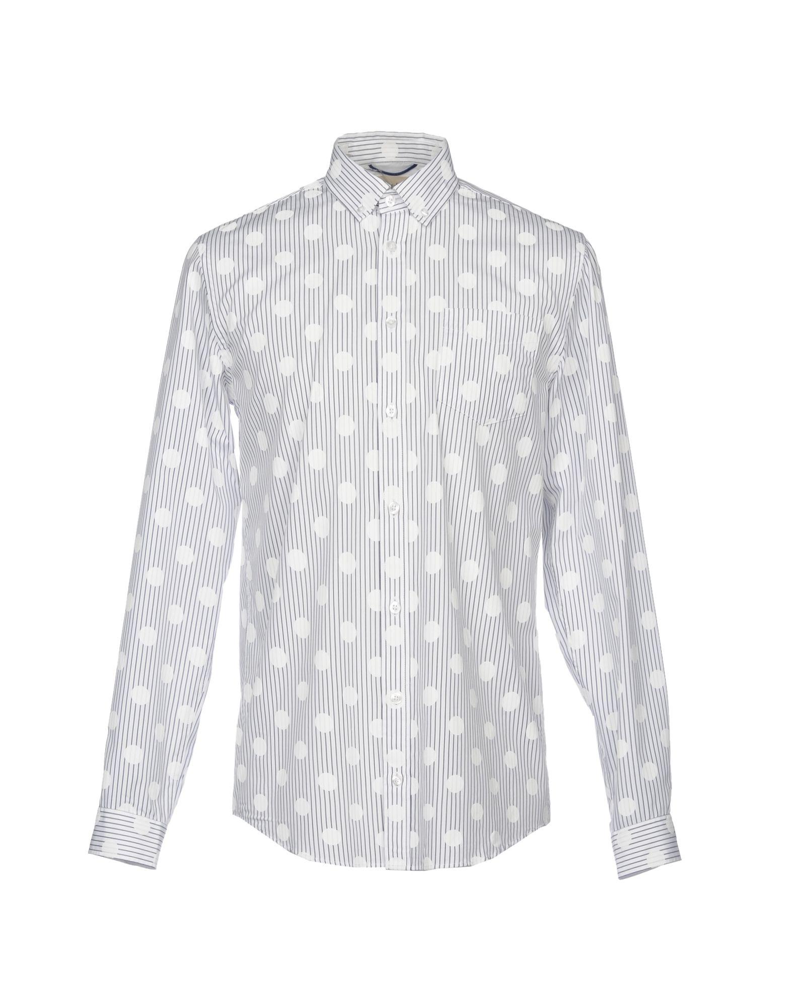 メンズ LIBERTINE-LIBERTINE シャツ ホワイト