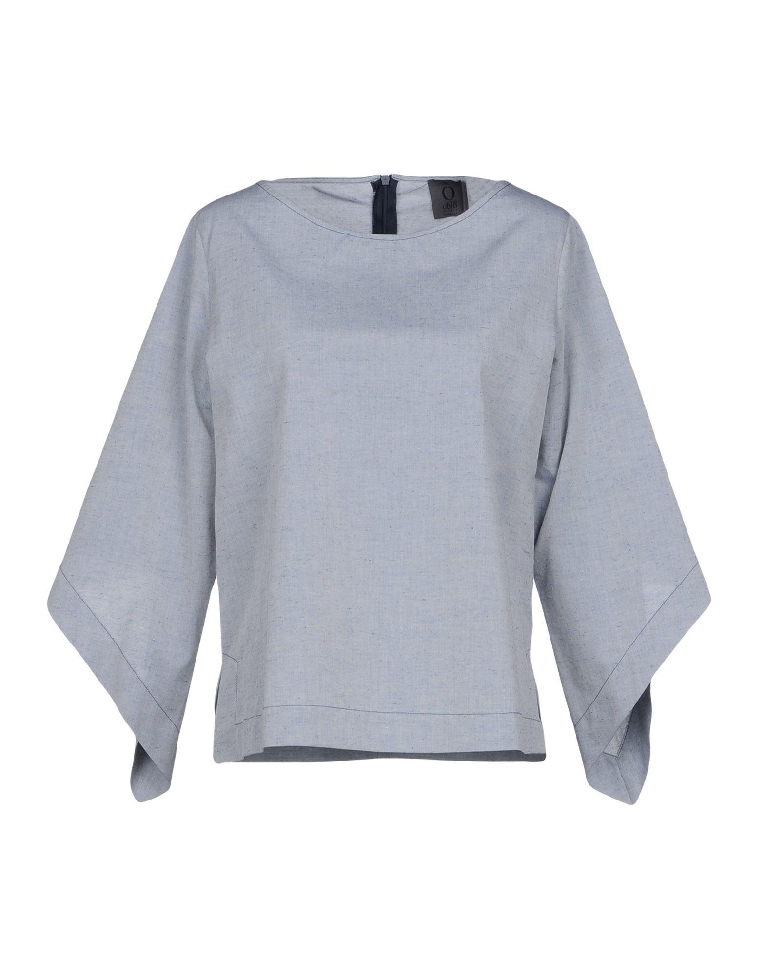 OBLÒ UNIQUE Блузка brand unique блузка