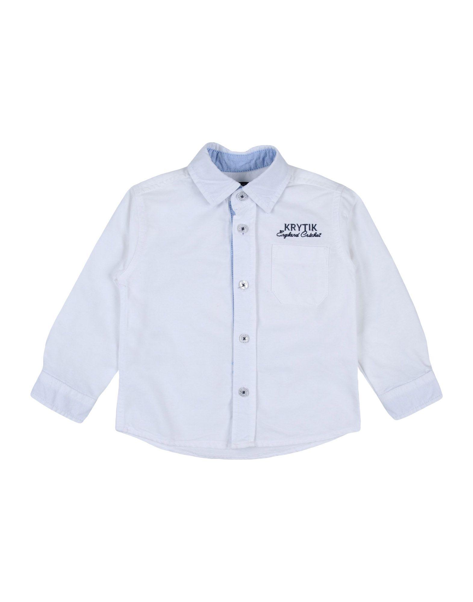купить KRYTIK Pубашка дешево