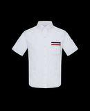 MONCLER SHIRT - Denim shirts - men