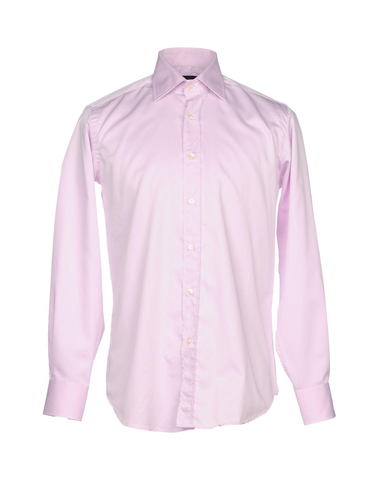 ETRO Herren Hemd Farbe Rosa Größe 4
