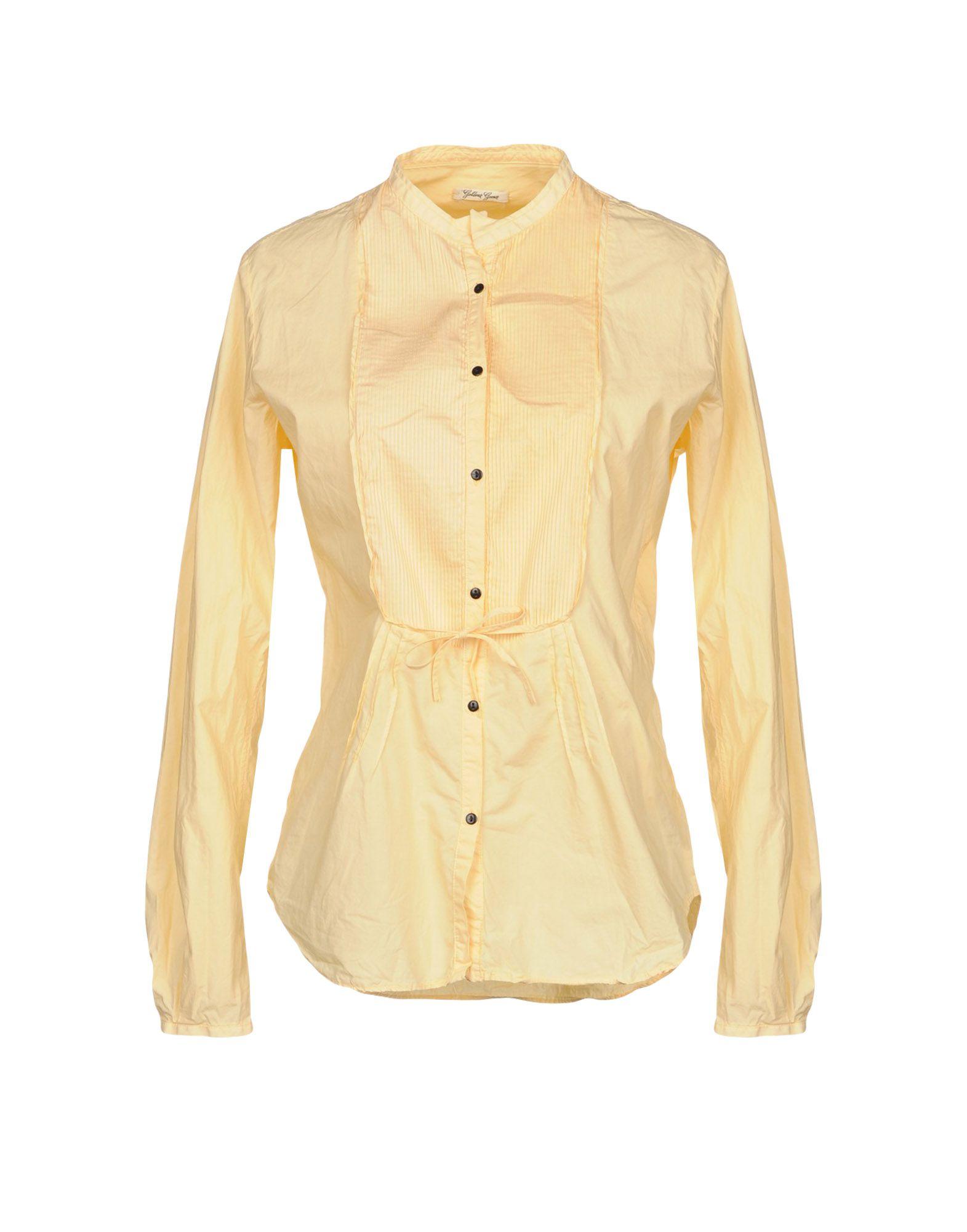 GOLDEN GOOSE DELUXE BRAND Pубашка куртка canada goose montebello parka