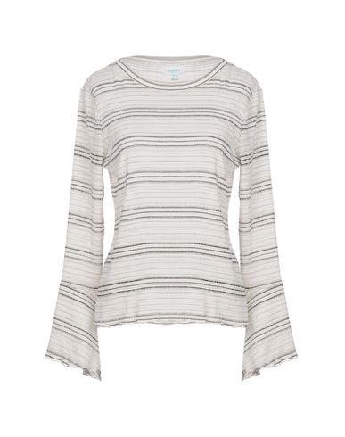 Фото - Женскую блузку JOVONNA белого цвета
