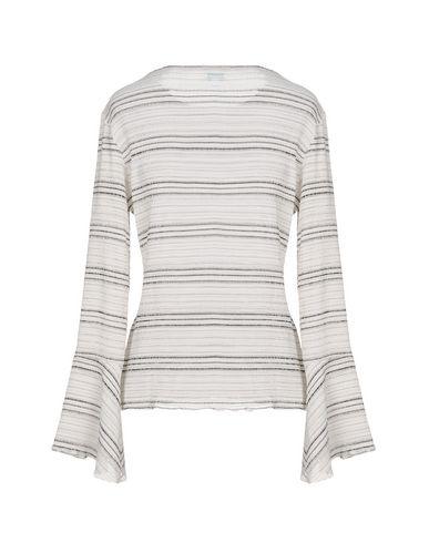 Фото 2 - Женскую блузку JOVONNA белого цвета