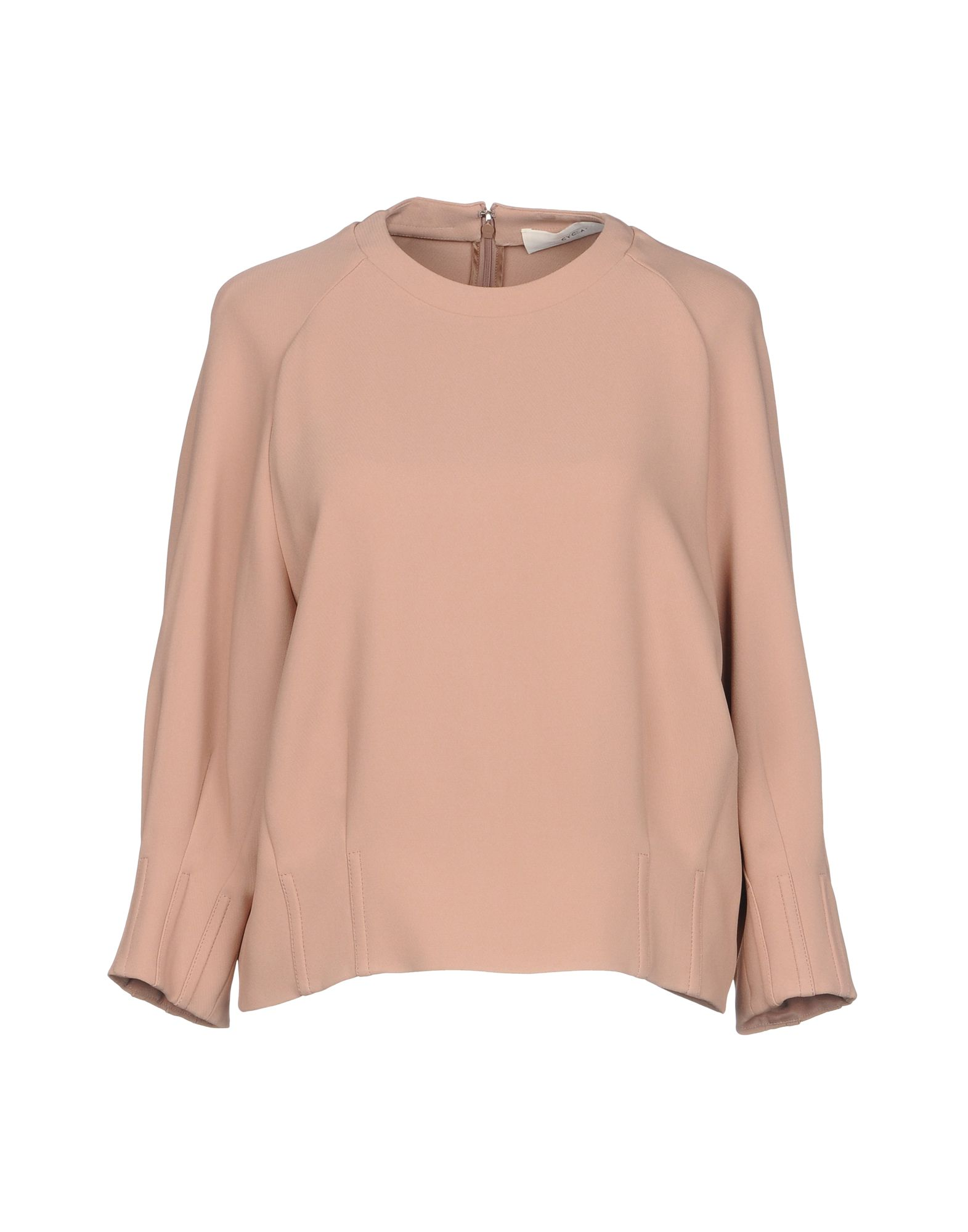 CYCLAS Blouse in Sand