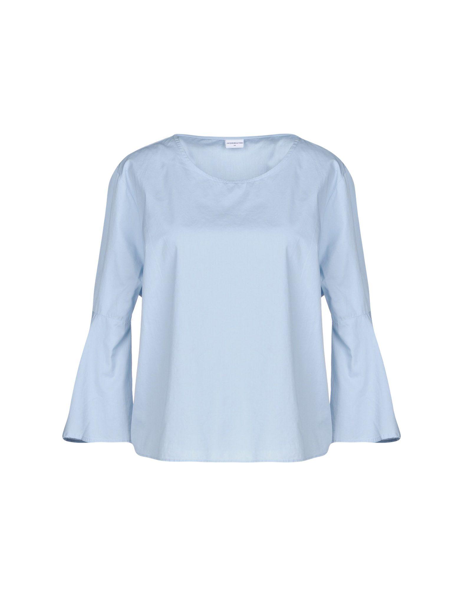 JACQUELINE de YONG Блузка блуза jacqueline de yong jacqueline de yong ja908ewujb68