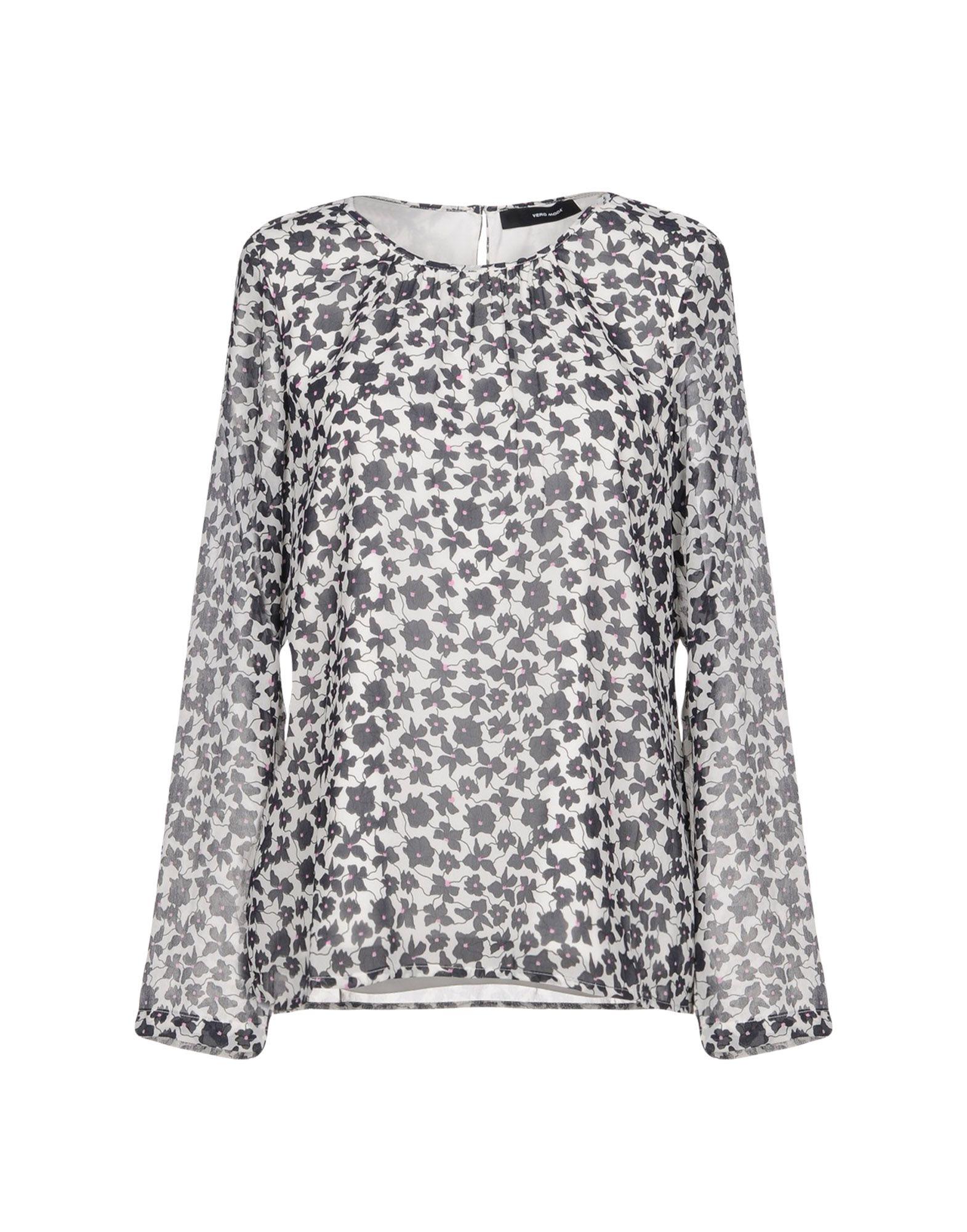 VERO MODA Блузка блуза vero moda vero moda ve389ewdfwc0