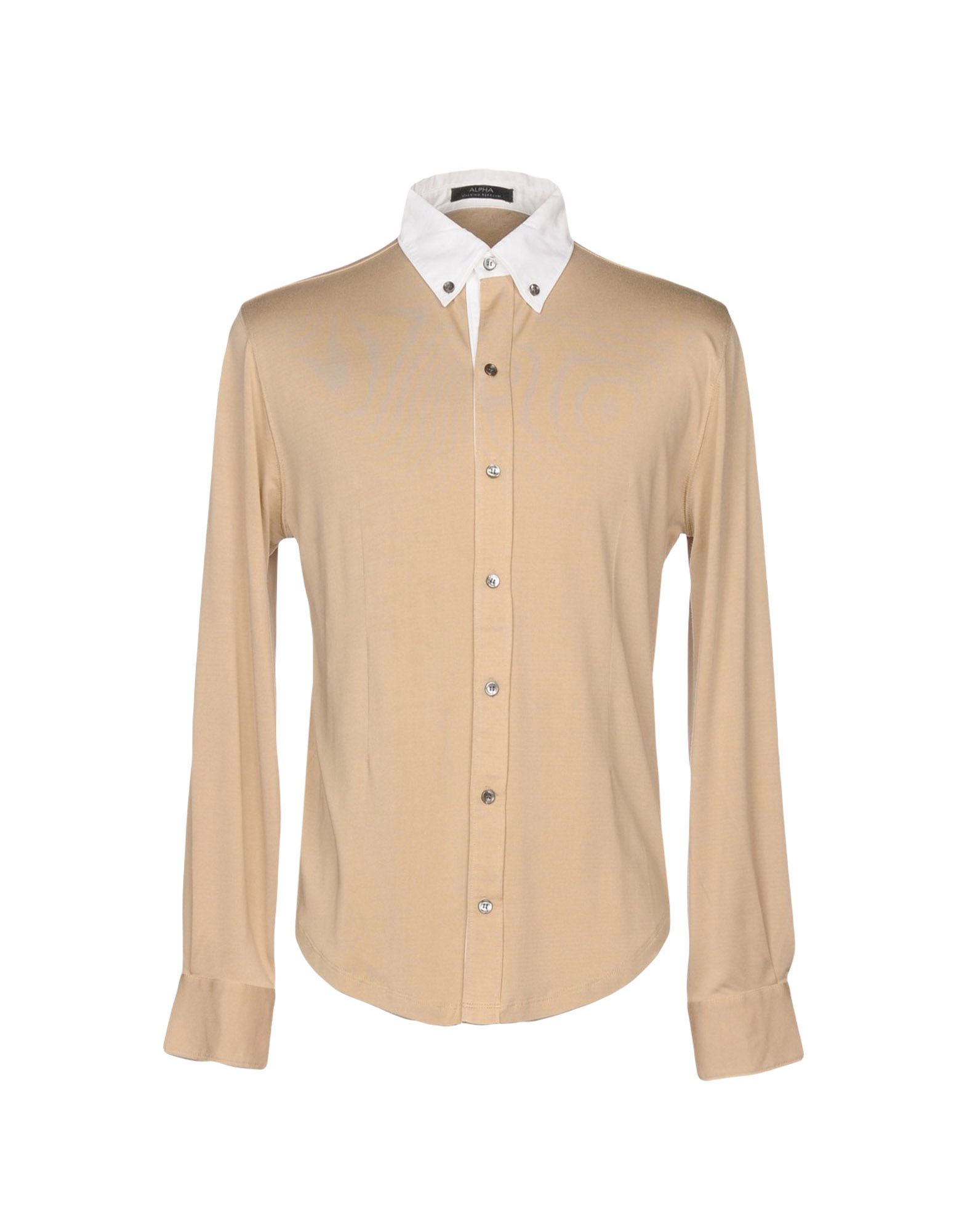 ALPHA MASSIMO REBECCHI Pубашка alpha massimo rebecchi платье длиной 3 4