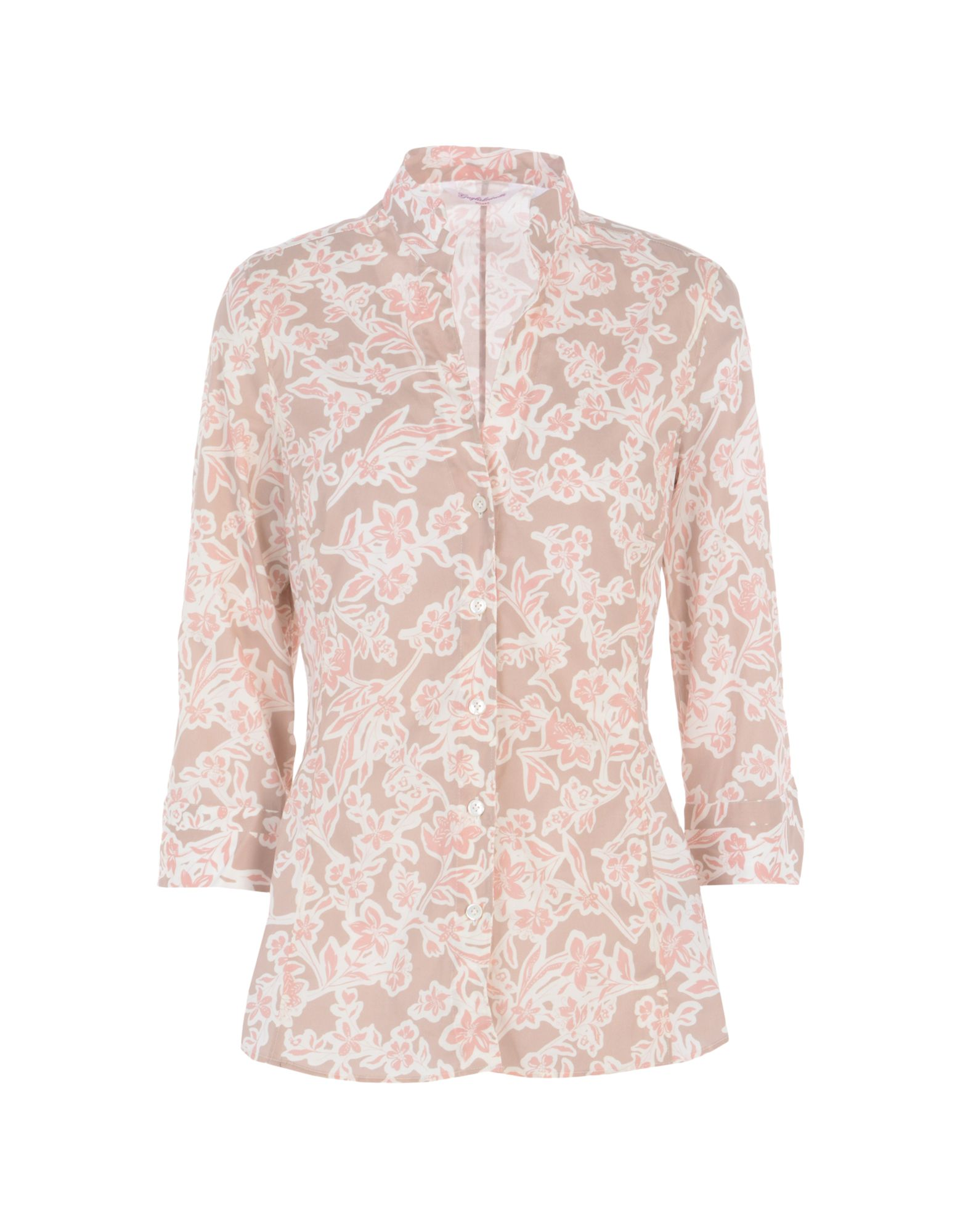 GUGLIELMINOTTI Floral Shirts & Blouses in Pink