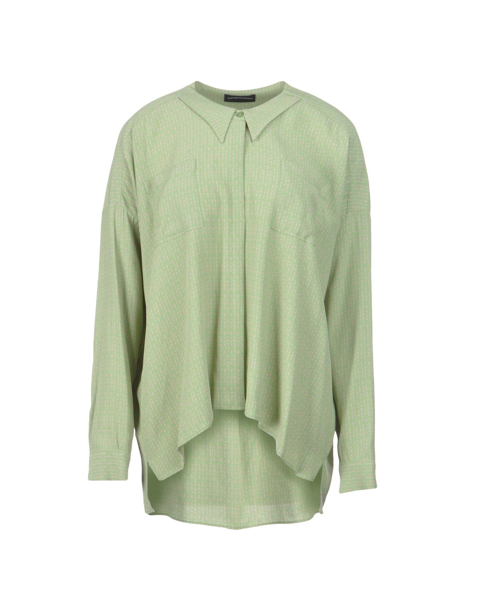 EMPORIO ARMANI 셔츠 - Item 38727834
