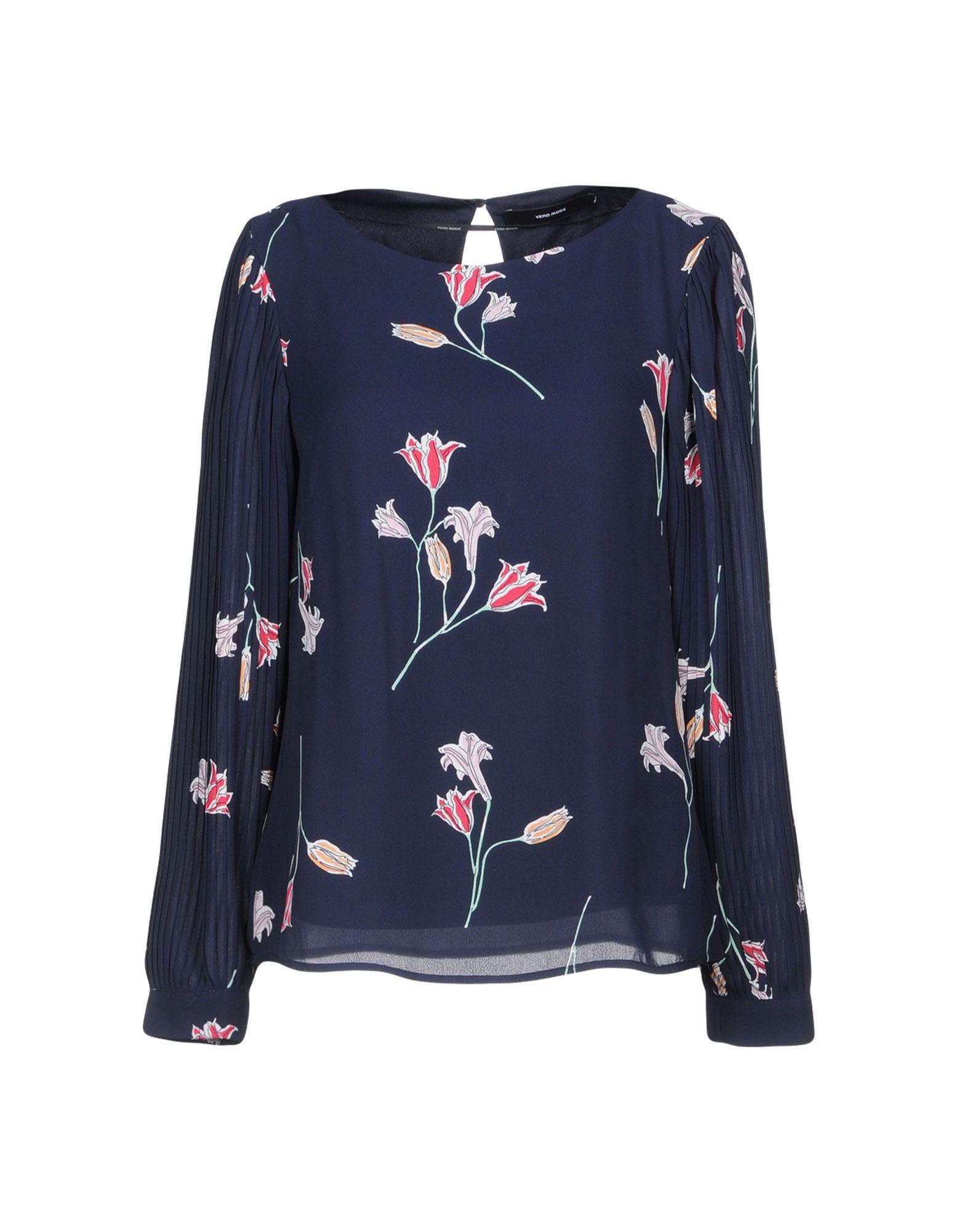 VERO MODA Блузка блузка quelle vero moda 1027118