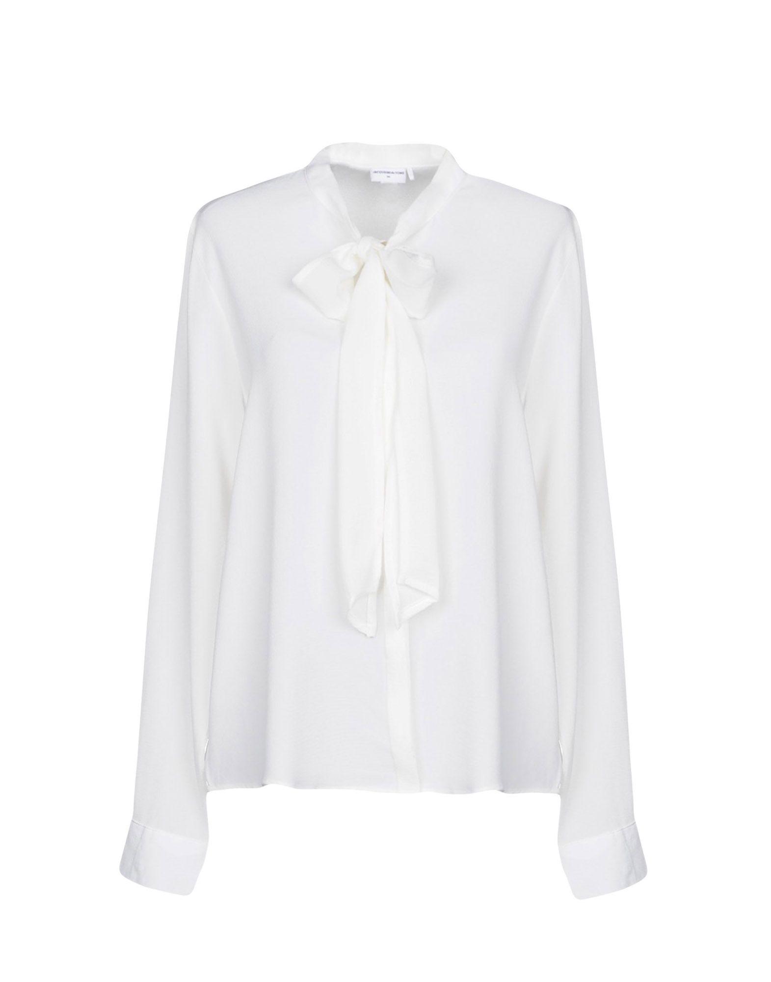 JACQUELINE de YONG Pубашка блуза jacqueline de yong jacqueline de yong ja908ewxpi99