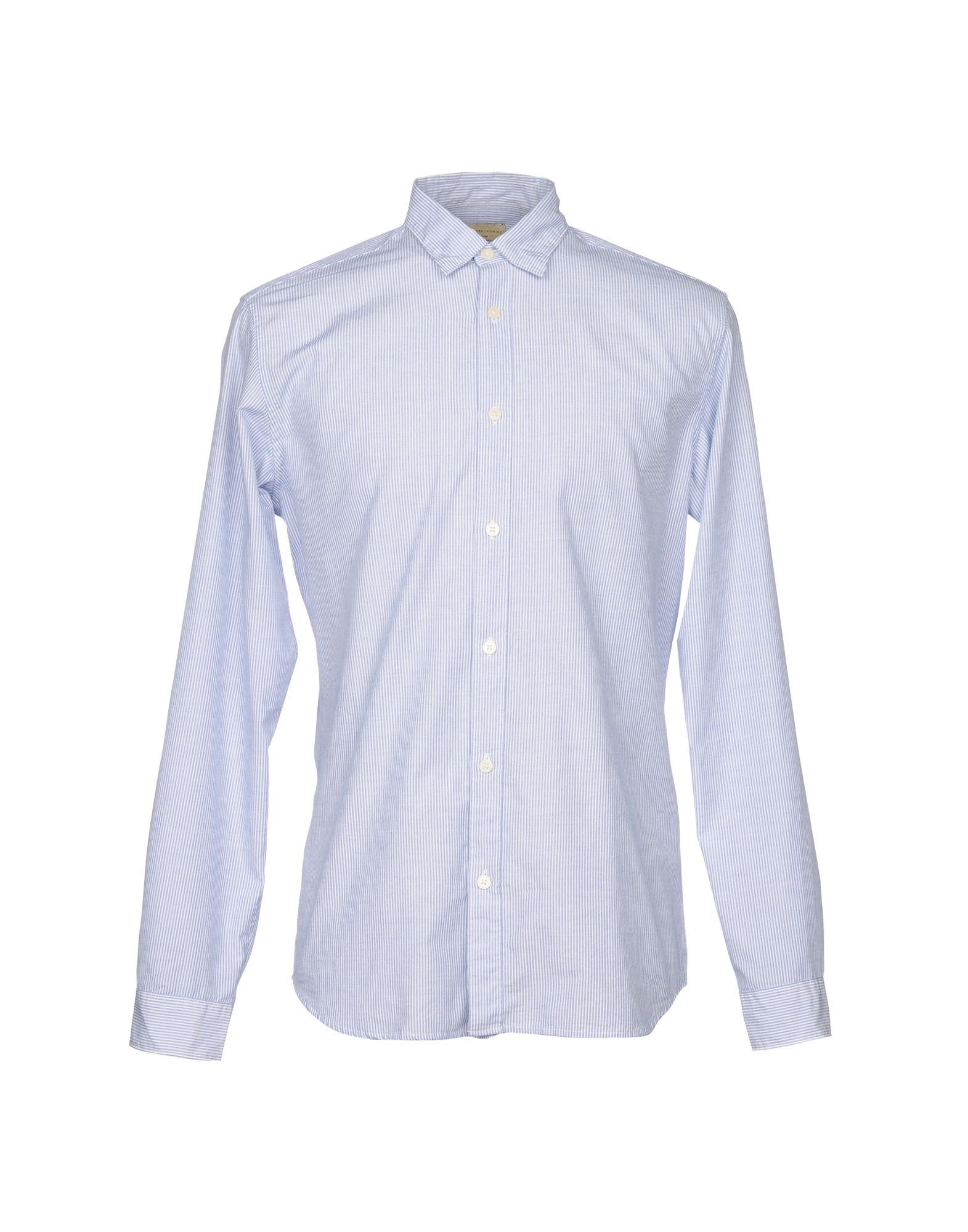 SELECTED HOMME Pубашка рубашка selected homme selected homme se392empam57