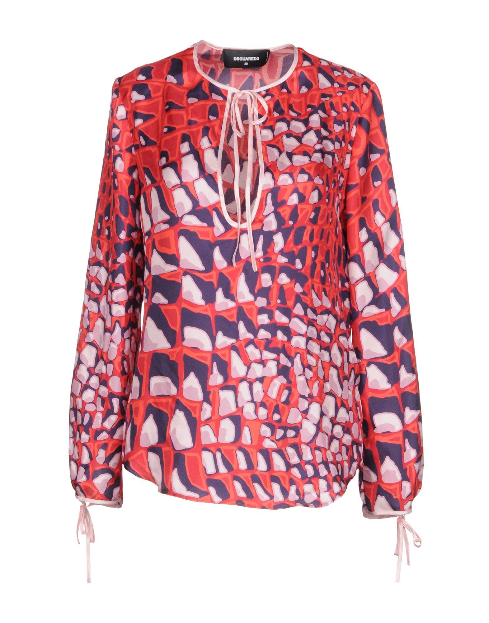 DSQUARED2 Блузка блузка t tahari блузка