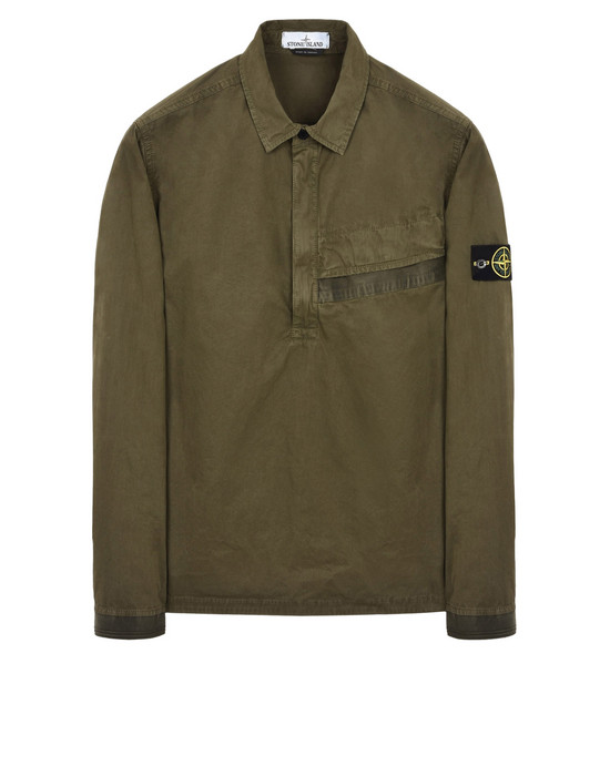 STONE ISLAND OVERSHIRT 106WN T.CO+OLD