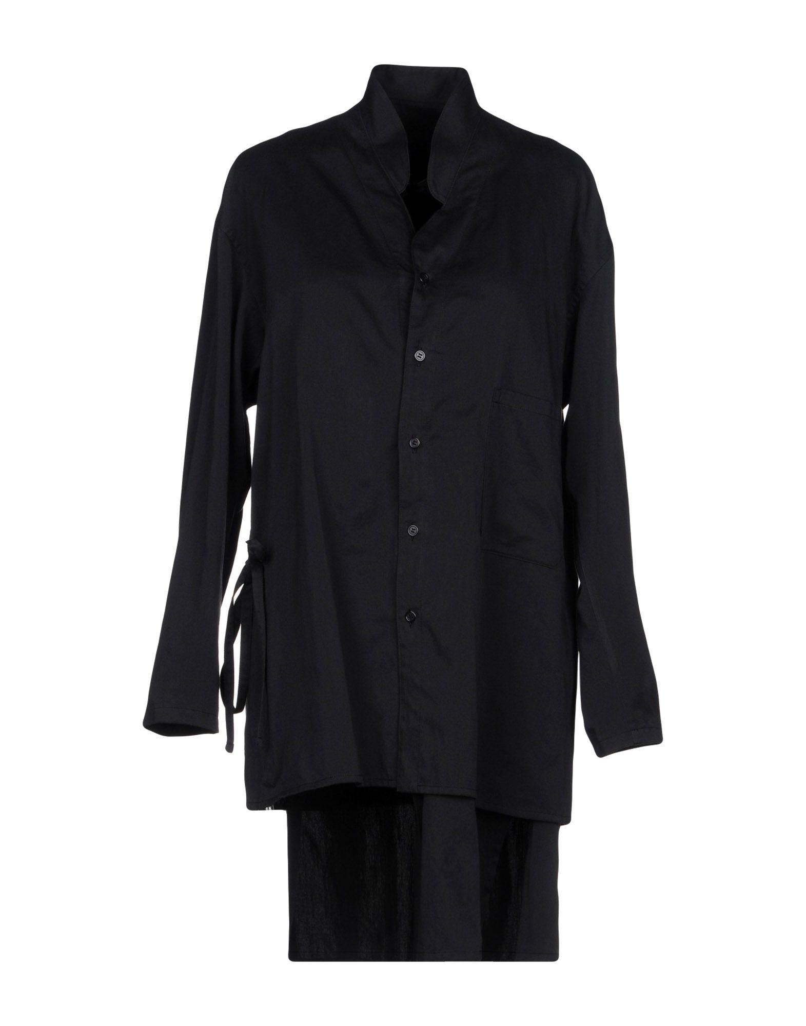 цена B YOHJI YAMAMOTO Pубашка онлайн в 2017 году
