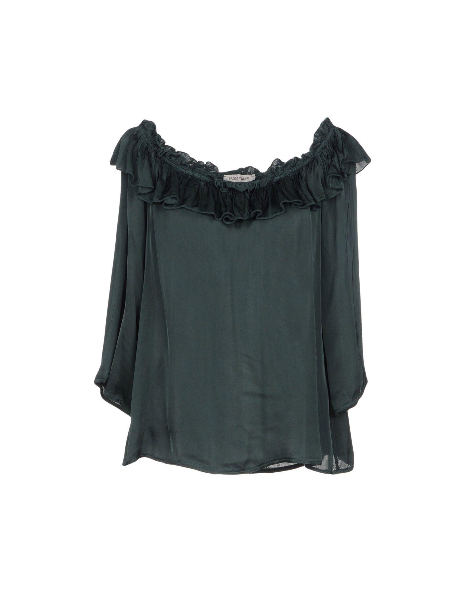 PAOLO CASALINI Блузка paolo casalini платье до колена
